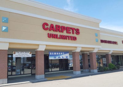 carpets unlimited store